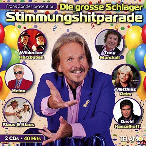 Sampler - Die grosse Schlager-Stimmungshitparade (Frank Zander präsentiert)