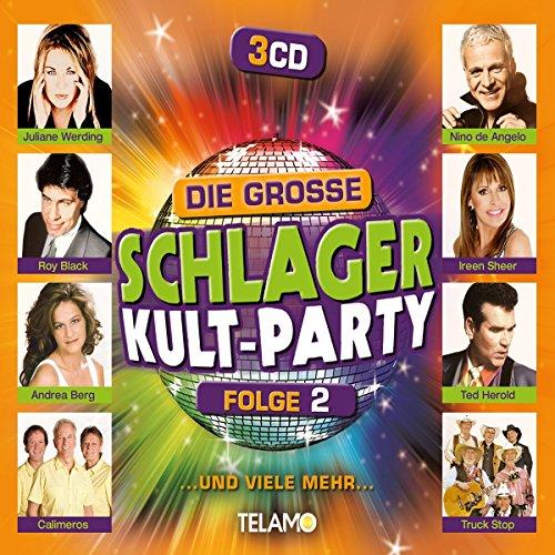 Sampler - Die Große Schlager Kult-Party Folge 2
