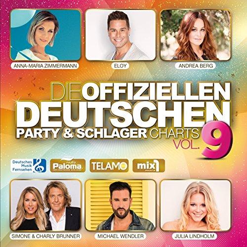 Sampler - Die Offiziellen Deutschen Party & Schlager Charts 9