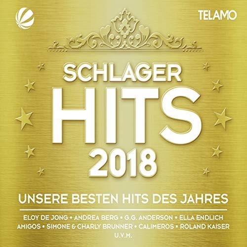 Sampler - Schlager Hits 2018 - Unsere Besten Hits des Jahres (3CDs 1DVD) (Limitierte Geschenk Edition)