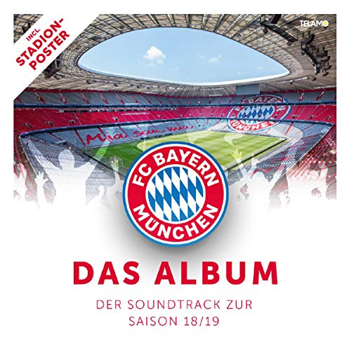 Sampler - FC Bayern München - Der Soundtrack zur Saison 18/19