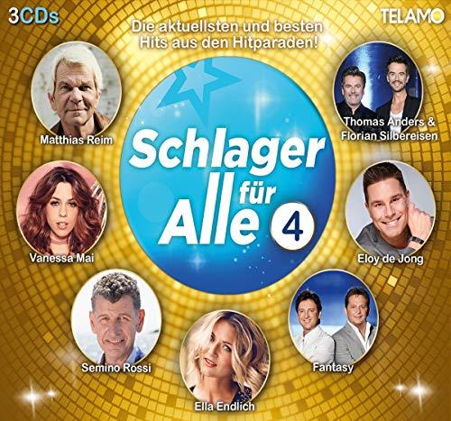Various - Schlager Für Alle 4