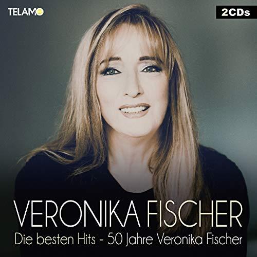 Veronika Fischer - Die Besten Hits-50 Jahre Veronika Fischer