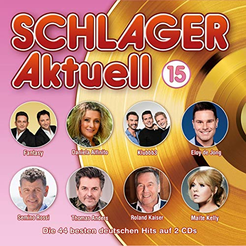 Various - Schlager Aktuell 15