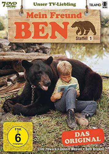 DVD - Mein Freund Ben - Staffel 1