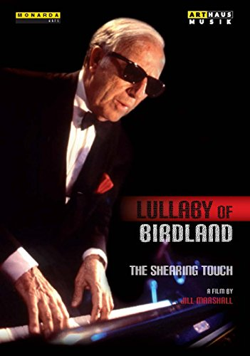 DVD - Lulaby Of Birdland - The Shearing Touch
