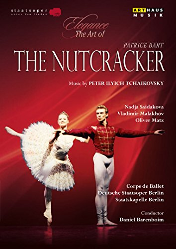 Bart , Patrice / Tchaikovsky , Peter - The Nutcracker (Saidakova, Malakhov, Matz, Barenboim)