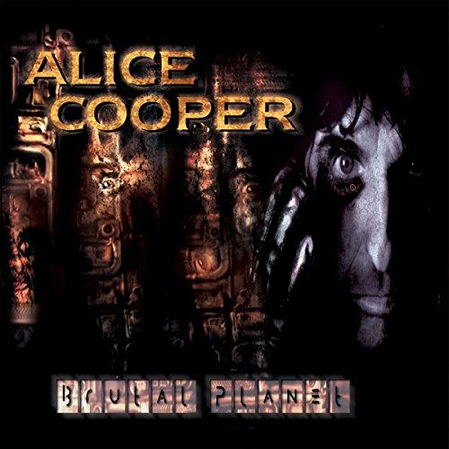 Cooper , Alice - Brutal Planet (Vinyl)
