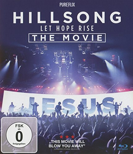 Blu-ray - Hillsong: Let Hope Rise - The Movie