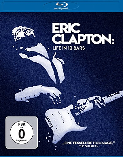 - Eric Clapton - Life in 12 Bars [Blu-ray]