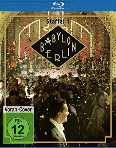 Blu-ray - Babylon Berlin - Staffel 1 [Blu-ray]