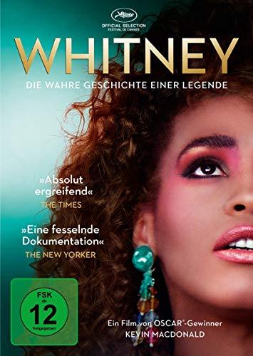 DVD - Whitney