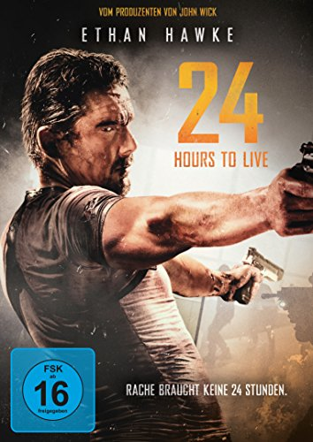DVD - 24 Hours To Live