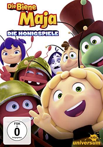 DVD - Die Biene Maja - Die Honigspiele