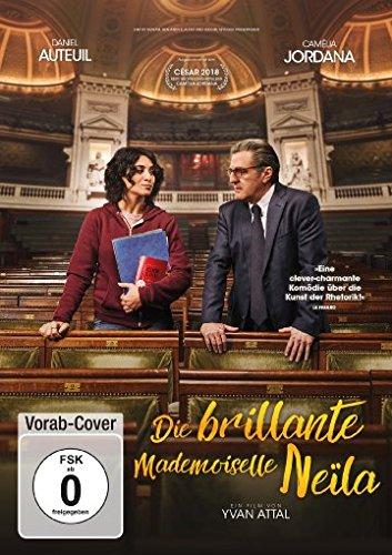 DVD - Die brilliante Mademoiselle Neila