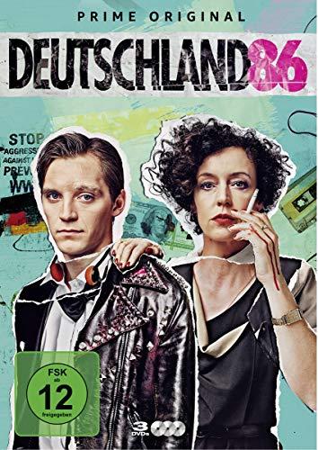DVD - Deutschland 86 [3 DVDs]
