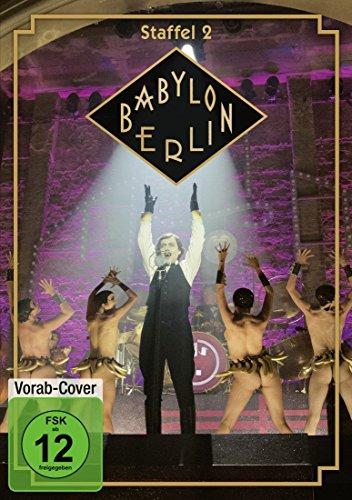 DVD - Babylon Berlin - Staffel 2