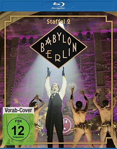 Blu-ray - Babylon Berlin - Staffel 2 [Blu-ray]