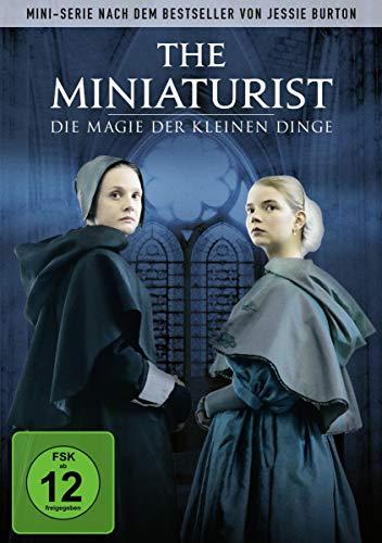 DVD - The Miniaturist - Die Magie der der kleinen Dinge
