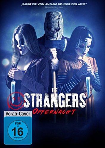 DVD - The Strangers - Opfernacht
