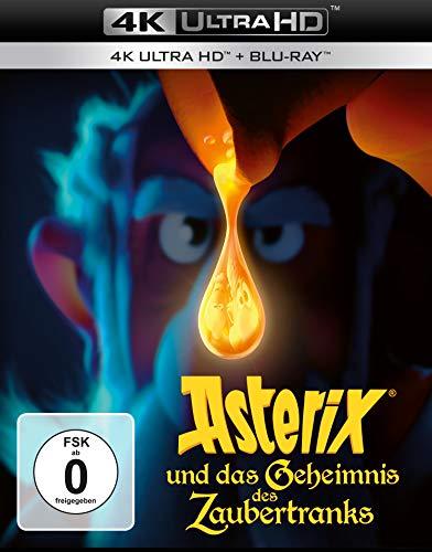 Blu-ray - Asterix und das Geheimnis des Zaubertranks  (4K Ultra HD) (+ Blu-ray 2D)