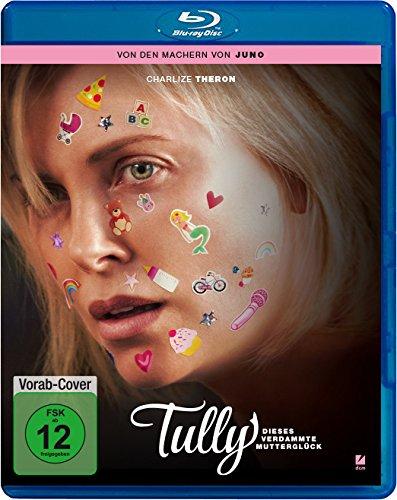 Blu-ray - Tully - Dieses verdammte Mutterglück