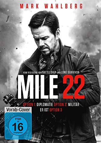 DVD - Mile 22