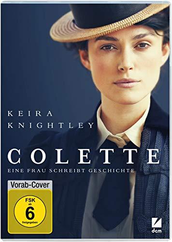 DVD - Colette - Eine Frau schreibt Geschichte