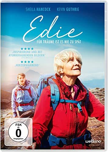 DVD - Edie - Für Träume ist es nie zu spät