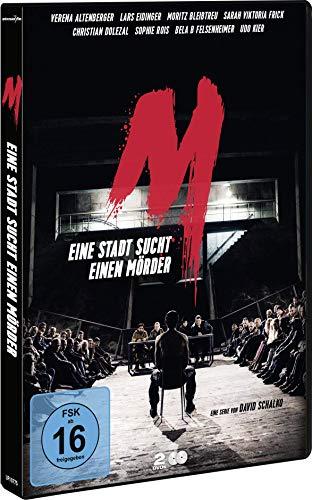 DVD - M - Eine Stadt sucht einen Mörder