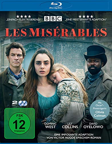 Blu-ray - Les Miserables