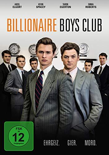 DVD - Billionaire Boys Club