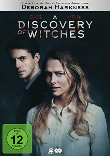 DVD - A Discovery of Witches - Staffel 1 [2 DVDs]