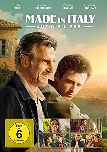 DVD - Made in Italy - Auf die Liebe!
