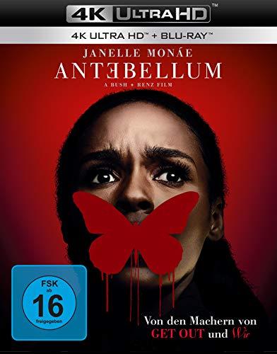 Blu-ray - Antebellum Ultra HD (  Blu-ray)