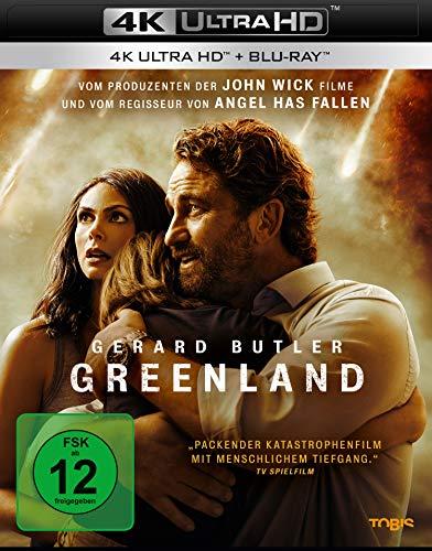 Blu-ray - Greenland Ultra HD (  Blu-ray)