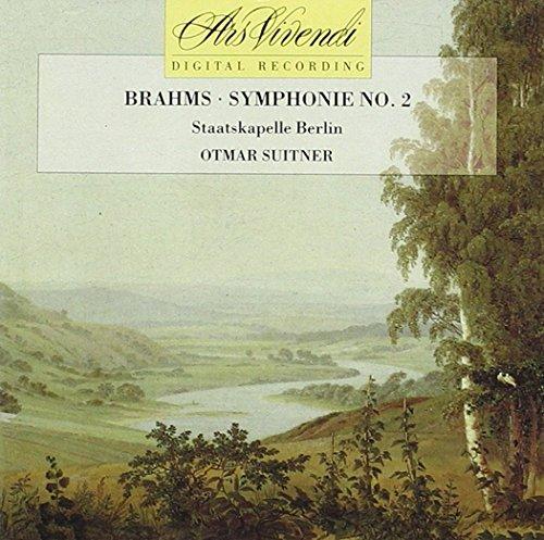 Brahms , Johannes - Symphonie No. 2 (Staatskapelle Berlin, Suitner)