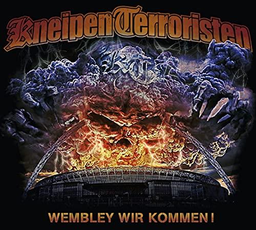 Kneipenterroristen - Wembley wir kommen! (DigiPak Edition)