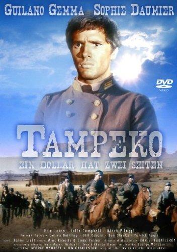DVD - Tampeko - Ein Dollar hat zwei Seiten