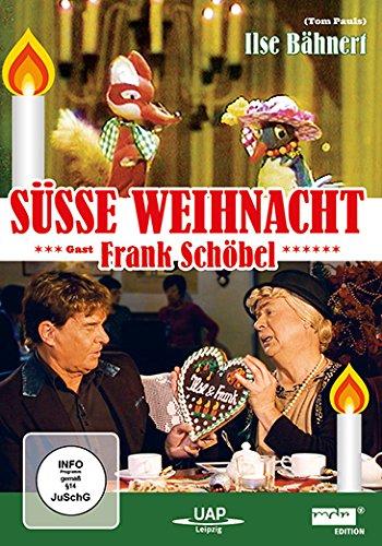 DVD - Ilse Bähnerts Süsse Weihnacht mit Frank Schöbel