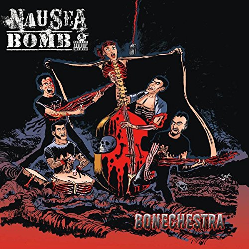 Nausea Bomb - Bonechestra (Limited Edition) (Vinyl)