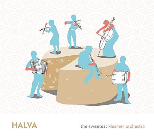Sweetest Klezmer Orchestra , The - Halva