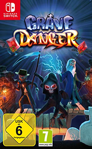Nintendo Switch - Grave Danger