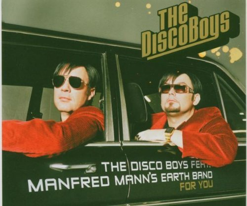 Disco Boys , The - For you (Maxi)