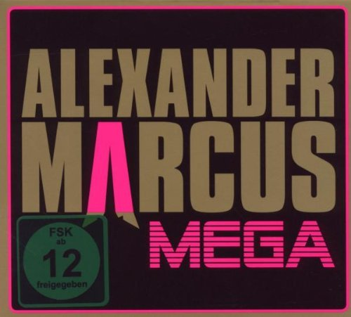 Marcus , Alexander - Mega (Limited Edition - 2 CD's   DVD)