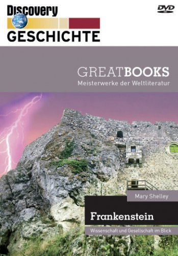 DVD - Great Books - Mary Shelley's Frankenstein (Meisterwerke der Weltliteratur)