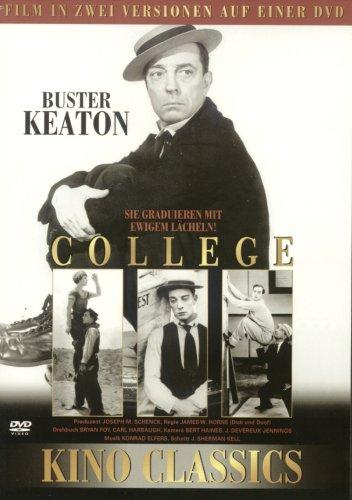 DVD - College (Buster Keaton)