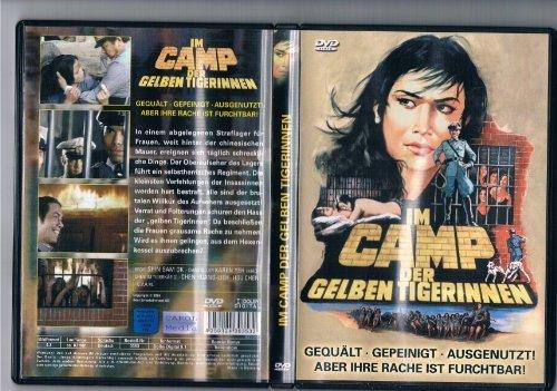 DVD - Im Camp der gelben Tigerinnen