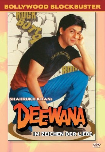 DVD - Deewana - Im Zeichen der Liebe