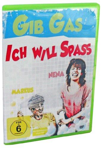 DVD - Gib Gas Ich will Spaß